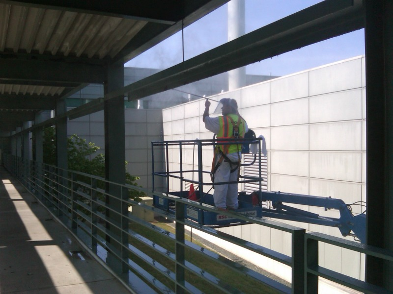 QC Commercial - Commercial Painting