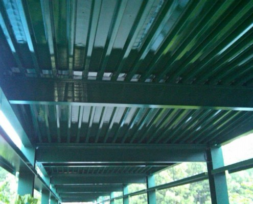 QC Commercial - Industrial Painting with High Performance Coating 13