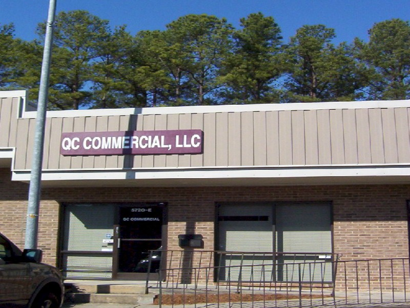 QC Commerical Office